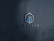 MGK Wealth Logo - Entry #104
