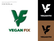Vegan Fix Logo - Entry #336