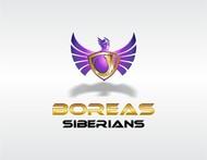 Siberian Husky Logo - Entry #51