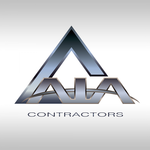 AIA CONTRACTORS Logo - Entry #141