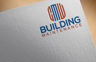 CMW Building Maintenance Logo - Entry #406