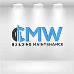CMW Building Maintenance Logo - Entry #580