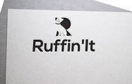 Ruffin'It Logo - Entry #144