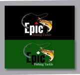 Epic Fishing Tackle Logo - Entry #21