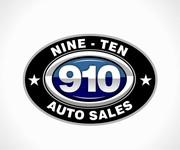 910 Auto Sales Logo - Entry #111