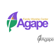 Agape Logo - Entry #41