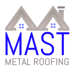Mast Metal Roofing Logo - Entry #310
