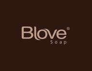 Blove Soap Logo - Entry #29