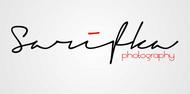 Sarifka Photography Logo - Entry #75