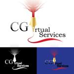 CGVirtualServices Logo - Entry #16