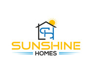 Sunshine Homes Logo - Entry #130