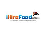 iHireFood.com Logo - Entry #116