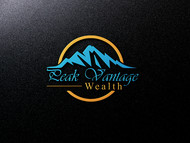 Peak Vantage Wealth Logo - Entry #170