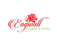 Engwall Florist & Gifts Logo - Entry #43