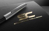 Sturdivan Collision Analyisis.  SCA Logo - Entry #4