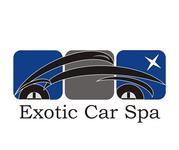 i need a logo for www.exoticarspa.com - Entry #68