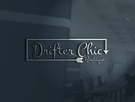 Drifter Chic Boutique Logo - Entry #189