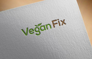 Vegan Fix Logo - Entry #293