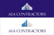 AIA CONTRACTORS Logo - Entry #82
