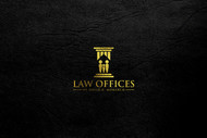 Law Offices of David R. Monarch Logo - Entry #164