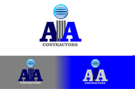 AIA CONTRACTORS Logo - Entry #95