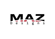 Maz Designs Logo - Entry #137