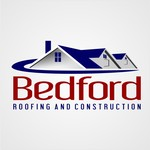Bedford Roofing and Construction Logo - Entry #106