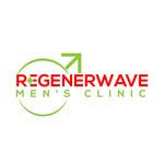 Regenerwave Men's Clinic Logo - Entry #41