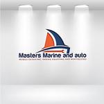 Masters Marine Logo - Entry #8