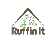 Ruffin'It Logo - Entry #220