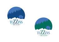 Tuzzins Beach Logo - Entry #154