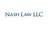 Nash Law LLC Logo - Entry #1