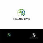 Healthy Livin Logo - Entry #506