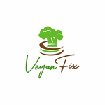 Vegan Fix Logo - Entry #308