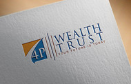 4P Wealth Trust Logo - Entry #135