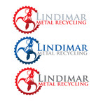 Lindimar Metal Recycling Logo - Entry #341