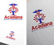Acadiana Medical Transportation Logo - Entry #42