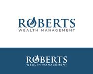 Roberts Wealth Management Logo - Entry #343
