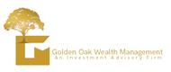 Golden Oak Wealth Management Logo - Entry #122