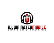 Illuminated Mobile  OR Illuminated M ... I own both urls and I'm still considering what brand to lead with. Logo - Entry #44