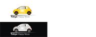 Tokyo Happy Move Logo - Entry #3