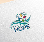 Sea of Hope Logo - Entry #143