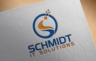 Schmidt IT Solutions Logo - Entry #20