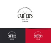 Carter's Commercial Property Services, Inc. Logo - Entry #143