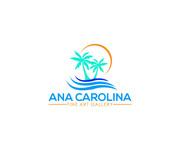 Ana Carolina Fine Art Gallery Logo - Entry #129