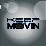 Keep It Movin Logo - Entry #335