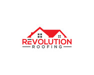 Revolution Roofing Logo - Entry #50