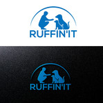 Ruffin'It Logo - Entry #88