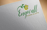 Engwall Florist & Gifts Logo - Entry #208