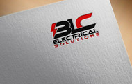 BLC Electrical Solutions Logo - Entry #90